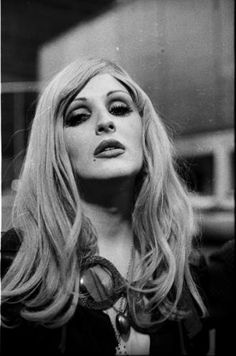 "I'd rather be a silly old fool than a lonely old woman.""   — Candy Darling (via Heather T)"
