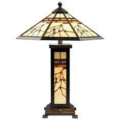 Dale Tiffany Mission Hills Table Lamp - TT70331