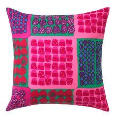 Marimekko Mummolan Marjat Throw Pillow $41.00