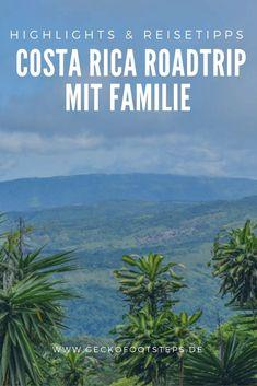 Was für eine Landschaft! Auf unserem Costa Rica Roadtrip kamen wir aus dem Staunen nicht mehr raus. Die Natur zeigt sich in dem kleinen mittelamerikanischen Land besonders großzügig. #costarica #roadtrip