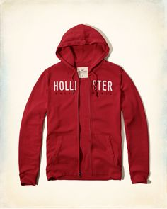Hollister is the fantasy of Southern California, with clothing that's effortlessly cool and totally accessible. Shop jeans, t-shirts, dresses, jackets and more. Full Zip Hoodie, Hoodies, Sweatshirts, Hollister, Hooded Jacket, Applique, Guys, Logos, Clothing