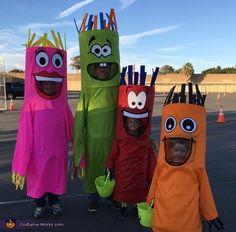 Car Dealership Inflatable Costume