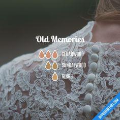 Old Memories - Essential Oil Diffuser Blend
