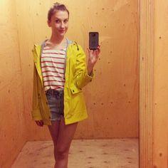 #friesennerz #petitbateau #yellow #blue #raincoat #urbanoutfitters #sale