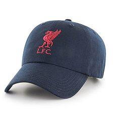 18d0171e103 Liverpool FC Adults Official Football Soccer Crest Baseba... https
