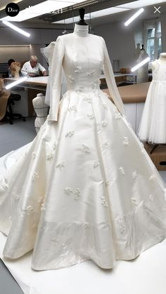 - - (notitle) Get me to the church on time Dior Wedding Dresses, Modest Wedding Gowns, Weeding Dress, Wedding Dresses Photos, Designer Wedding Dresses, Bridal Dresses, Royal Wedding Gowns, Dream Dress, Dress Making