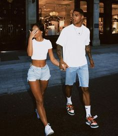 Black Love Couples, Cute Couples Goals, Matching Couples, Couple Goals Relationships, Relationship Goals Pictures, Foto Flash, Looks Rihanna, Cute Couple Outfits, Style Streetwear