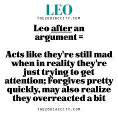 Throwback Leo
