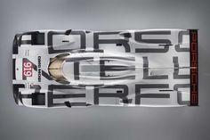 porsche 919 hybrid - 2014