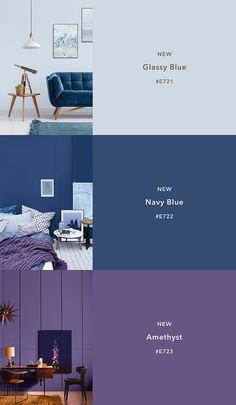 CIN Color Trends 2018 12 New Colors – color of life Colour Pallete, Colour Schemes, Wall Colors, House Colors, Colours, Color Trends 2018, Web Design, House Design, Paint Colors For Home
