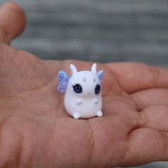 Flutterbunny by TheLittleMew on Etsy