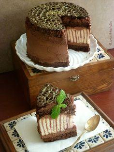 Tarta para Paris con Stevia (Sin Azúcar) Chocolates Valor Stevia, Cake Paris, Diabetic Cake, Chocolates, Sin Gluten, Sugar Free, Desserts, Challenge, Eclairs