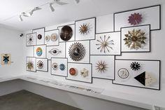 Vitra Design Museum: George Nelson Installation