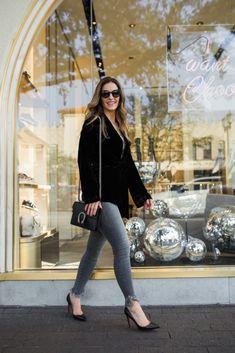 Street Style Squad | Dallas Fashion Blogger | UBER COOL VELVET SMO ON MAJOR SALE | https://www.streetstylesquad.com