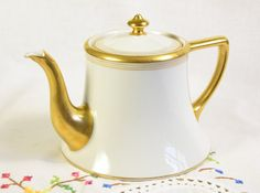 William Guérin Limoges France tea set Limoges France tea set