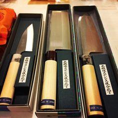 Mi vicio, los cuchillos