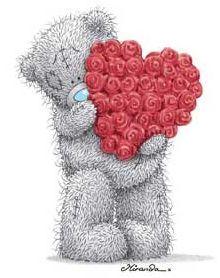 Tatty Teddy ~ Love you: