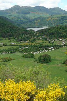 Murols, Auvergne, France