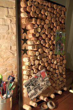 DIY muistitaulu - VaniljaHouse - CASA Blogit