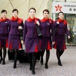 Hong Kong Airlines Walk-in Cabin Crew Recruitment Day overwhelming success