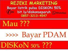 rejeki marketing PDAM