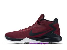 the latest f6dfe 7f2d3 Nike Zoom Evidence Chaussures Nike Officiel Pas Cher Pour Homme Rouge Noir  852464 600