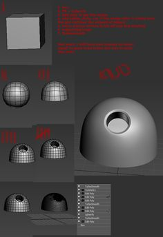 FAQ: How u model dem shapes? Subd mini-tuts AKA USE THE RIGHT AMOUNT OF GEO - Page 222 - Polycount Forum
