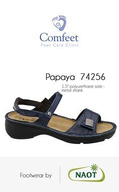 Papaya | 74256 081 Ink Lthr ✦ 195 Metal Lthr B23 Dusty Silver Lthr B30 Black  · Women's SandalsEspressoInkMetalBrownSilverExpresso ...