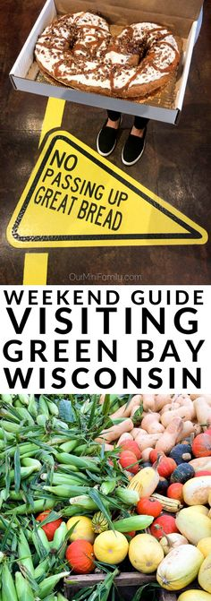 Are you headed to Green Bay for a football game? Are you looking for ideas like what to do and where to eat for a weekend getaway in Wisconsin? Either way, be sure to save this weekend travel itinerary for your next trip! Weekend Getaways In Wisconsin, Weekend Trips, New York Tourist, Week End, Green Bay Packers, Healthy Foods To Eat, Travel Usa, Travel Tips, Great Photos