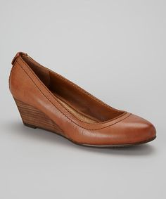 Take a look at this Whiskey Jayleen Wedge by Calvin Klein Jeans on #zulily today!