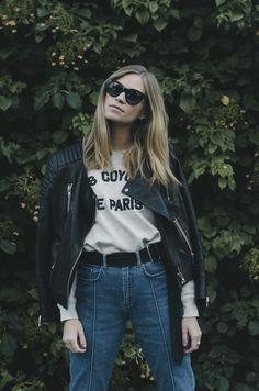 The FAshioneaters - sweater from Les Coyotes de Paris 9e499e237f