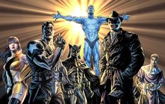 Watchmen | DC Comics