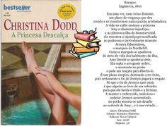 A Princesa Descalça - Cristina Dodd