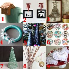 crafty things - some of which I may actually do