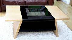 Surface Tension Arcade Coffee Table - AskMen