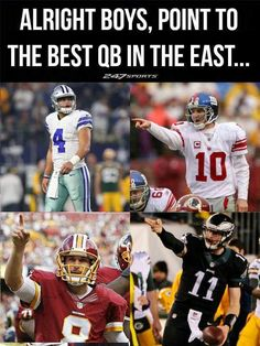 Best quarterback in the east dallas cowboys memes, dallas cowboys baby, football memes, Dallas Cowboys Memes, Dallas Cowboys Football, Football Memes, Cowboys 4, Sports Memes, Football Season, Best Quarterback, How Bout Them Cowboys, Sport Inspiration
