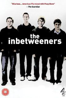 The Inbetweeners - This show is so stupid and raunchy, but it makes me laugh every time!
