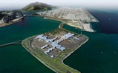 Hong Kong Boundary Crossing Facilities. OMA (2010)