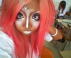 Ganguro girl love <3