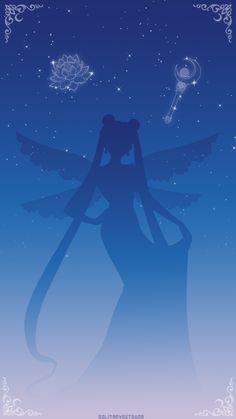 Bases used in this image by iggwilv Sailor Moon Stars, Sailor Moon Tumblr, Sailor Moon Fan Art, Sailor Chibi Moon, Sailor Moon Crystal, Totoro, Volcano Drawing, Princesa Serenity, Sailor Moon Aesthetic