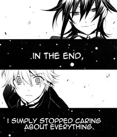 Pandora Hearts quote-Oz and Leo