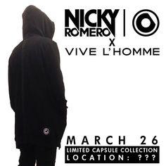 #NickyRomero #vivelhomme #vive #streetstyle #whatdjswear #djfashion