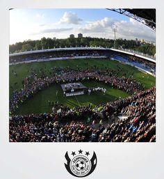Stadion u Nisy | Liberec | Club: FC Slovan Liberec | Zuschauer: 9.900