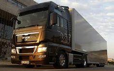 německá auta Man truck