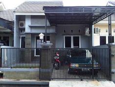 Garasi Mobil Rumah Minimalis di Lahan Sempit