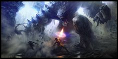 fantasy concept art wallpaper - Google Search