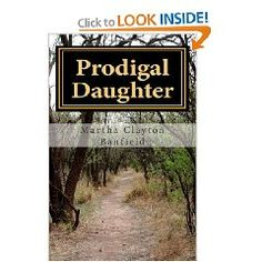 My first Christian autobiographical book on amazon.com....Search under BOOKS, then Martha Clayton Banfield