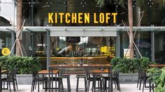 Kitchen Loft is a new dining concept from NTUC Foodfare, a food court set in a modern designed space offering contemporary cuisine and an evening bar. Manic was asked to create a comprehensive range of graphics and visuals for the new brand, including identity design, food styling and photography, environmental graphics (like a 19m long... Read more »