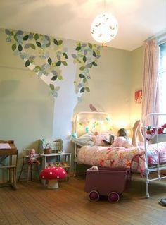 beatiful bed and mushroom by rosanna