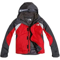 Really want this! | Chaqueta north face, Chaquetas rojas y